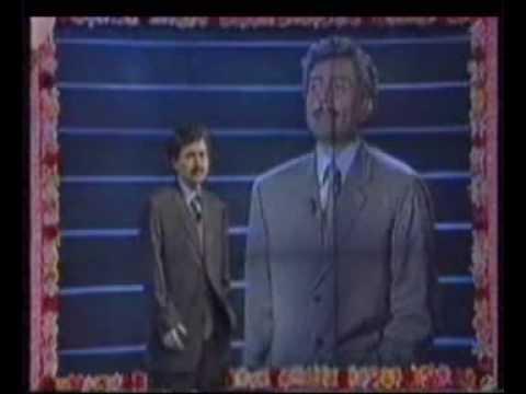 Massimo D'Alema e Massimo D'Alema by Sabina Guzzanti