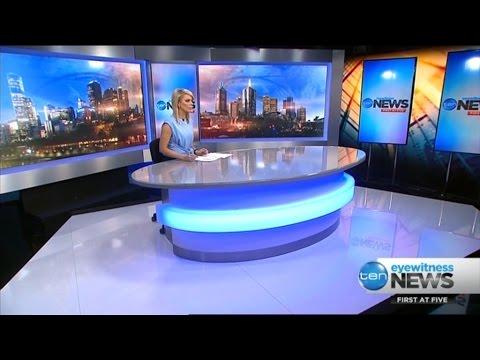 Ten Eyewitness News Sydney/Melbourne - Montage (6/11/2015)