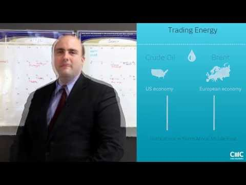 CMC Markets Trading Strategy - Trading Oil