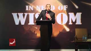 Story of Flight Attendant By Nouman Ali Khan