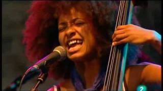 Esperanza Spalding 34 Mela 34 Part 1 Live In San Sebastian July 23 2009 4 9