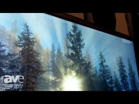 ISE 2017: D3 Explains G Series 98″ IR/UHD Interactive Screen