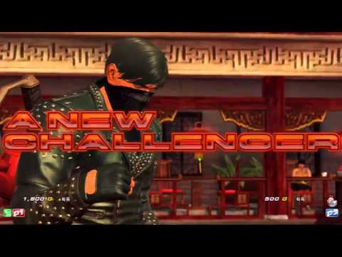 TEKKEN TAG2 UL 12/22 NIN VS ONLY PRACTICE