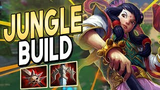 Smite: Season 5 Nezha Jungle Build - CRIT IS REALLY NOT OKAY!