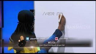 Melisa, Anak Difabel Menulis Dengan Kaki | HITAM PUTIH (19/11/18) Part 1
