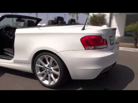 2013 BMW 1 Series - Convertible San Diego Oceanside Vista Escondido Encinitas Vista CA 100