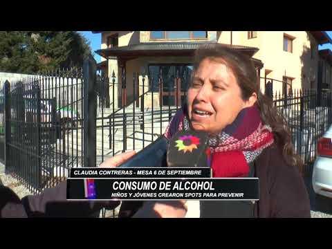 NIÑOS Y JÓVENES CREARON SPOTS PARA PREVENIR EL CONSUMO PROBLEMÁTICO DE ALCOHOL