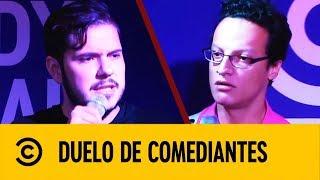 Cacho Cantú VS Kike Vázquez | Duelo de Comediantes | Comedy Central Fest