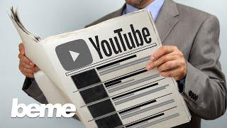 Freedom of speech in the YouTube era