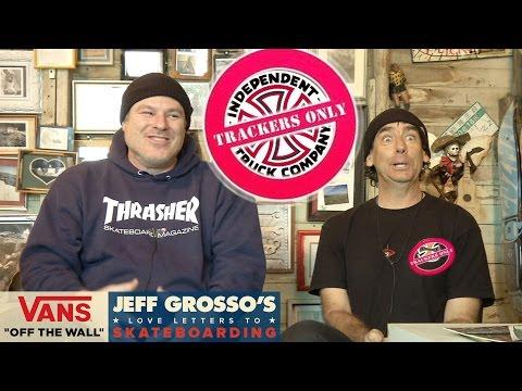 Truck Wars: Part 2 | Jeff Grosso's Loveletters to Skateboarding