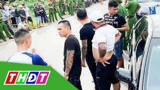 Đồng Nai: Thông tin vụ xe cảnh sát bị nhóm người bao vây | THDT