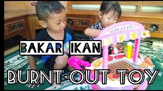 Mainan Anak||Burnt-Out Toy