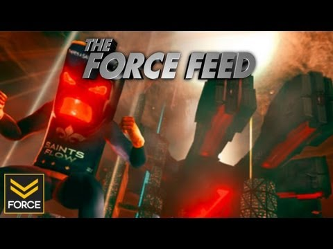The Force Feed - Saints Row The Third Expansion Cancelled (June 20th 2012)