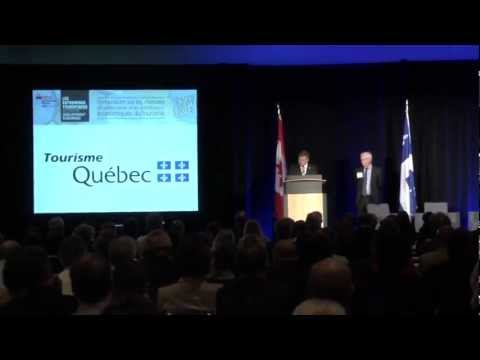 Symposium 2012 - Mot de bienvenue et allocution d&#039;ouverture officielle du ministre Pascal Brub