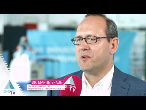 Arbeitsschutz Aktuell TV | Martin Braun über Digitale Assistenzsysteme für Sicherheit und Gesundheit