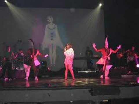 Alizee - La isla bonita (NEW 2008)