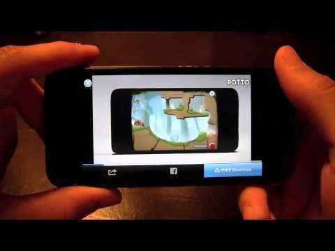 Potto iPhone App Review