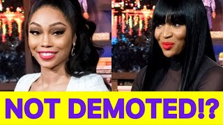 DRAMA! Shamari DeVoe NOT Let Go From #RHOA, Sources Say That Marlo Hampton Was Incorrect!