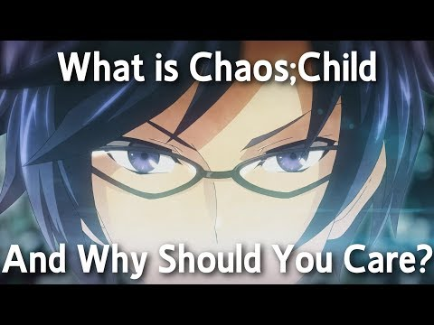 What is Chaos;Child, and Why Should You Care?