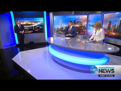 Ten Eyewitness News Melbourne - Montage [12.08.15]