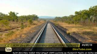 Ethiopia-Djibouti rail way project will be completed next October