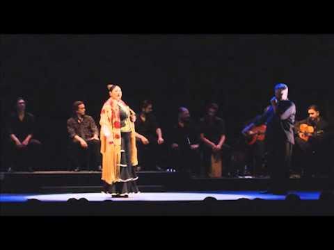 Manuela Carrasco déesse du 24° Arte Flamenco