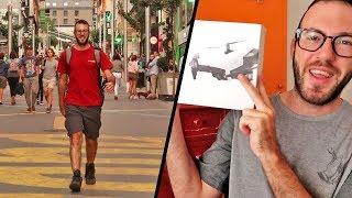 Caminando por ANDORRA me terminé comprando un DRONE!!! - Pablo Imhoff