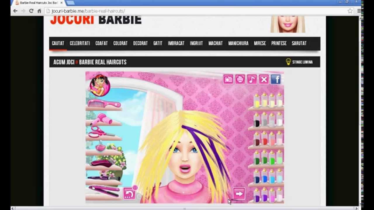 jocuri barbie gratis
