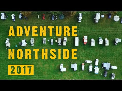 Adventure Northside 2017 - Offroad Survival Messe Gut Basthorst