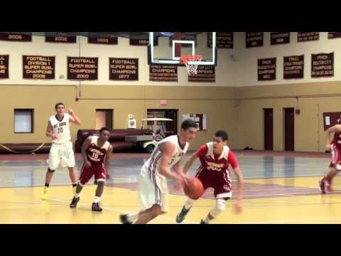 Catholic Memorial Outlasts BC High in Boys Hoops