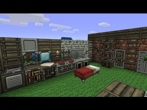 Minecraft 1.8.2 Top 5 Texture Packs [HD] + latest MCPatcher 2.4.1 [Download]
