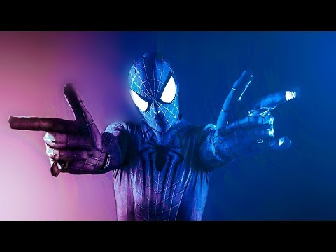 The Amazing Spiderman 3 - The Shattered Hero - FAN FILM
