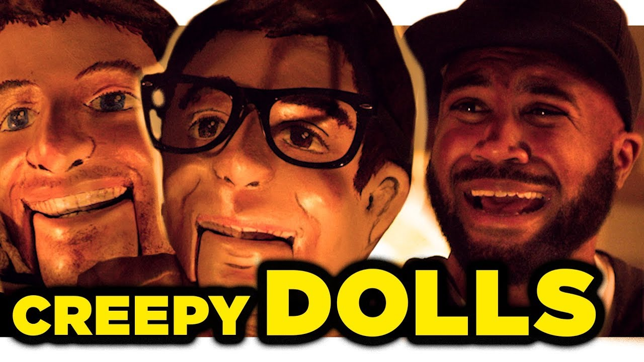 Those Jake and Amir Dolls Are Creepy as Hell