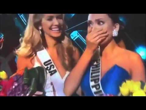 Revelan la Trampa del Miss Universo 2015