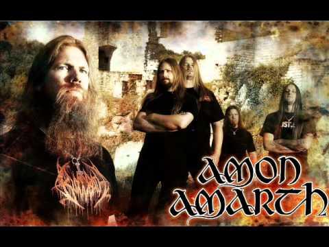 Amon Amarth - Burning Creation