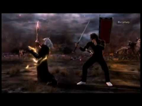 Soul Calibur V: Custom Battle: Sorin Vs. Sarkhan