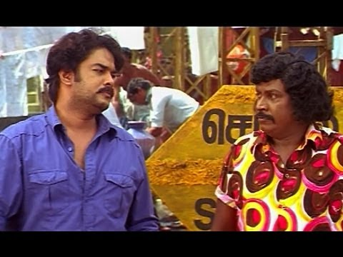 Sundar C Harasses Vadivelu - Nagaram video