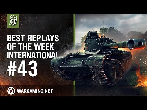 Best Replays Of The Week International #43