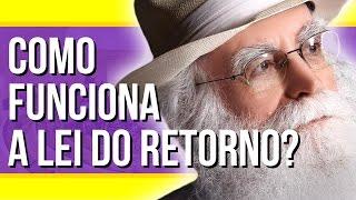 Waldo Vieira - Lei Do Retorno: Como Funciona A Lei Do Retorno? | #Conscienciologia