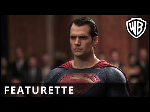 Batman V Superman: Dawn Of Justice – Superman Featurette - Official Warner Bros. UK