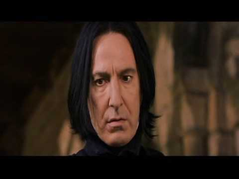 It's Too Late To Apologize.... The Story Of Severus Snape. video