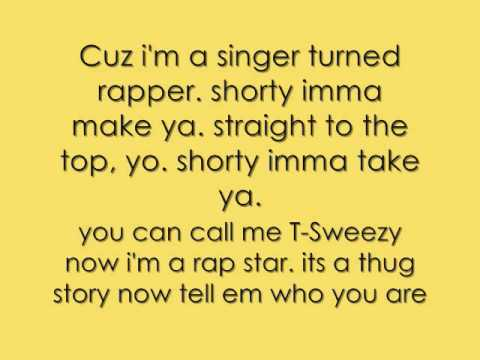 Thug Story- T-Pain & Taylor Swift With Lyrics
