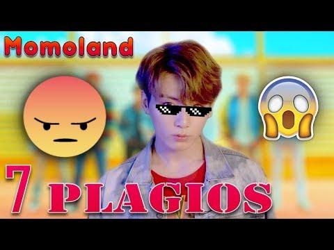 DESTROZANDO A MOMOLAND!! - LOS 7 PLAGIOS DE BBOOM BBOOM- Super M