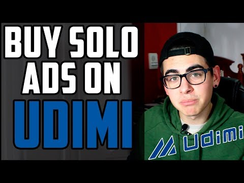 Udimi Solo Ads Training | How to Find Best Solo Ads and Sellers!