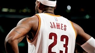 Lebron has Double-Double in Victory