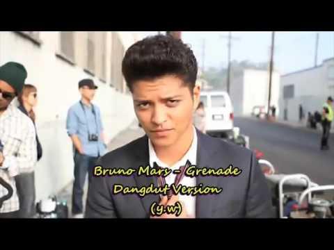Bruno Mars   Grenade Versi  Dangdut