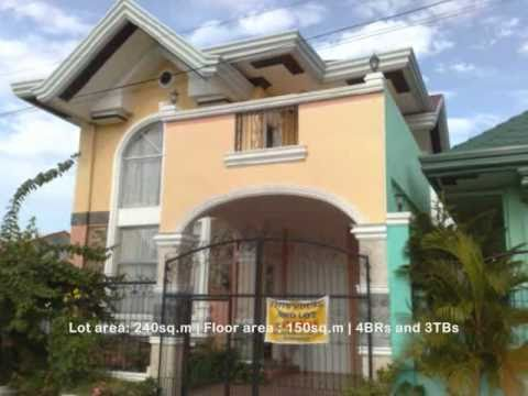 Brand New and Semi-Furnished 2-Storey House and Lot for Sale Davao City