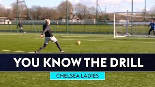 Jimmy Bullard's best EVER goal?! 🔥 | Chelsea Ladies | You Know The Drill