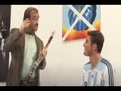 Javier Zanetti e Lucio Dalla - Il clarinetto