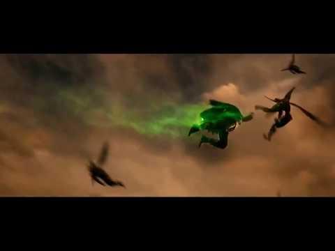 Justice League Green Lantern Scene Yalan Gur's Death thumbnail
